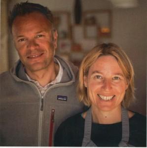 Céline et Philippe.